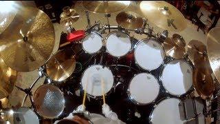 GoPro Music Dave Matthews Bands Carter Beauford Drum Solo
