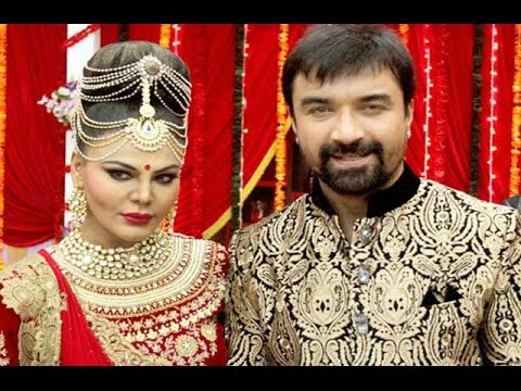 Shocking Rakhi Sawant Becomes Ajaz Khan's Dulhan