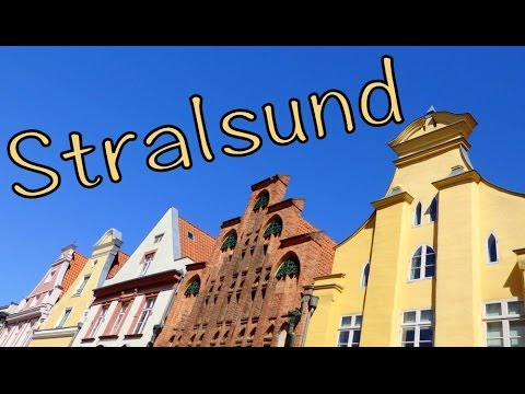Stralsund City Tour, Germany