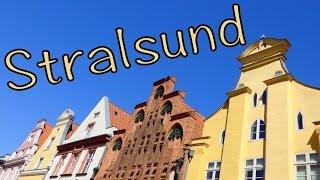 Stralsund Germany  city photos gallery : Stralsund City Tour, Germany
