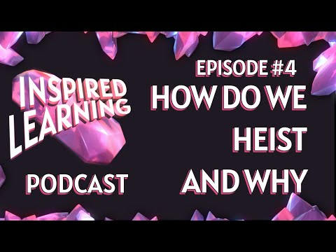 How Do We Heist and Why? - Inspired Learning Ep.4 - A Path of Exile Podcast with Badger and Yoji