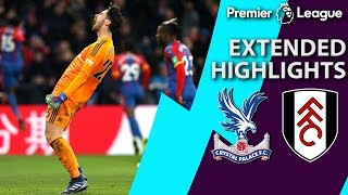 Video Crystal Palace v. Fulham | PREMIER LEAGUE EXTENDED HIGHLIGHTS | 2/2/19 | NBC Sports MP3, 3GP, MP4, WEBM, AVI, FLV Februari 2019