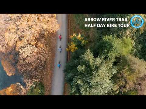 Arrowtown half Day Bike Tour