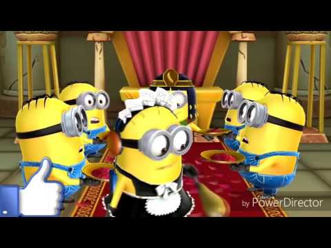 Minions Mini Movies 2016-Dispicable Me 2 Funny Animation