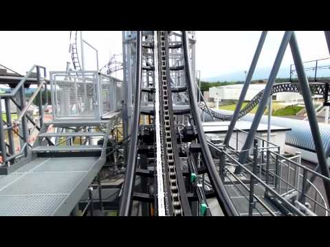 Japan: Take A Ride On The Worlds Steepest Rollercoaster