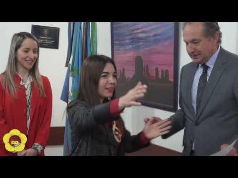 ENTREGA DE DIPLOMAS UCALP (Sede Moreno 10/10/2019)