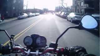5. 2006 Ducati Monster 620 - NYC Highway Ride
