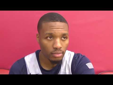 Video: Damian Lillard on Kevin Durant, 2018 Portland Trail Blazers and more | NBA on ESPN