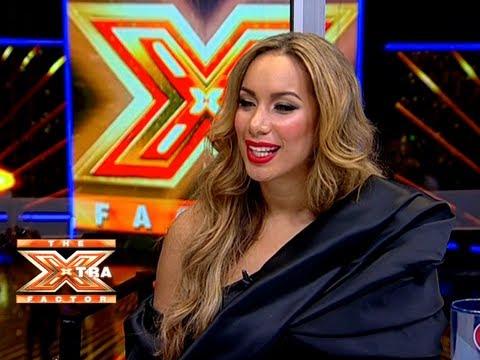 لقاء Leona Lewis