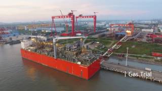 The World's First FLNG Video