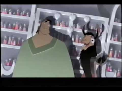 The Emperor's New Groove (2000) Trailer (VHS Capture)