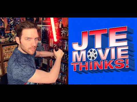 JTE Movie Thinks! - Ep #19. Chris Stuckmann