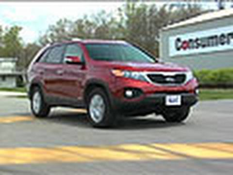 2011-2013 Kia Sorento Review from Consumer Reports