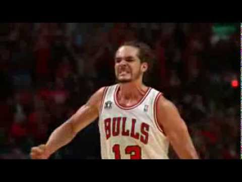 Video: Joakim Noah: The Most Intense Player In The NBA