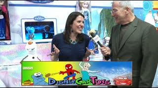 Toy Fair 2015: DisneyCarToys