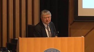 「数理科学の科学・夢ロードマップ」(楠岡成雄 第三部会員・東京大学大学院教授)