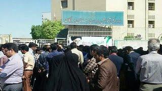 تجمع اعتراض آمیز معلمان در شهرهای مختلف ایران 31 تیرماه