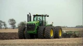 Video John Deere 9530 Tractor on 10-18-2011 MP3, 3GP, MP4, WEBM, AVI, FLV Maret 2019