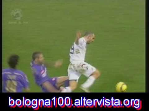bologna 2 - 1 Fiorentina (Temporada 2009 - 2010)