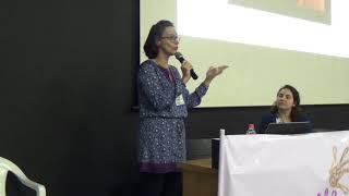 Palestra: Profa. Dra. Flávia Ferreira Pires