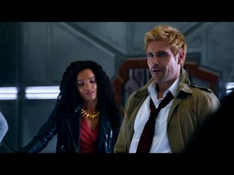 The Legends Meet Constantine | Legends of Tomorrow 3x10 | Daddy Darhkest