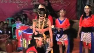 Sintren Dangdut PUTRA BUNGSU Sintenan (14-10-2015)