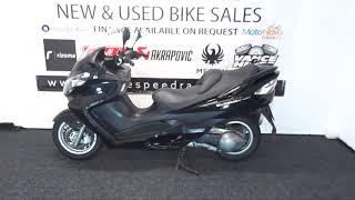 5. 2009 Suzuki Burgman 400