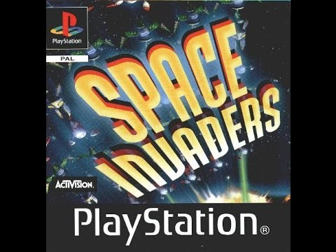 Space Invaders Playstation