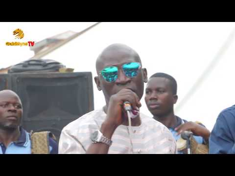 MURI THUNDER'S PERFORMANCE AT OJUDE OBA, IJEBU ODE 2017 (Nigerian Music & Entertainment)