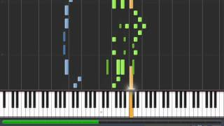 "Piano Tutorial - How to play ""Family Guy Theme"""