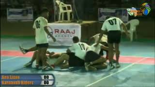 Gujarat Pratibha Kabaddi League 12th May 2018