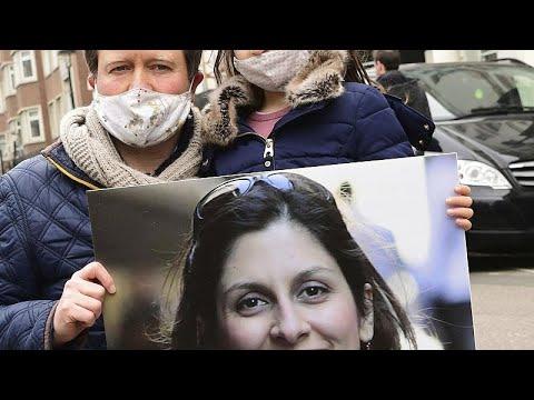 """Iran : Nazanin Zaghari-Ratcliffe à nouveau jugée, Londres dénonce un procès """"inacceptable"""""""