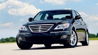 2009 Hyundai Genesis Sedan - CAR And DRIVER
