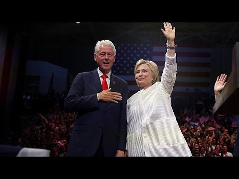 Η Χίλαρι Κλίντον υποψήφια πρόεδρος των ΗΠΑ