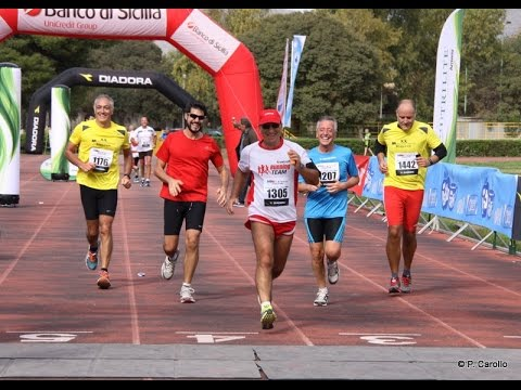 XX Maratona di Palermo 2014