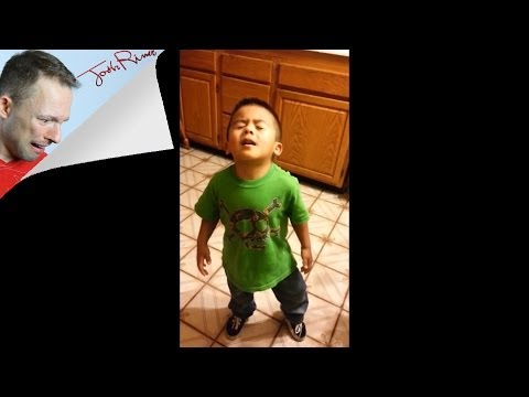 HILARIOUS 3 YEAR OLD DEBATES WITH HIS MOTHER
