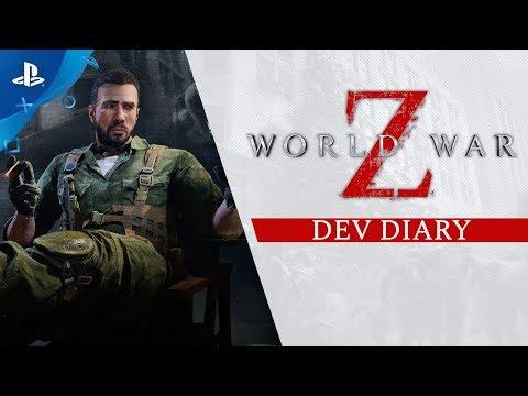 World War Z - Dev Diary | PS4 - Thời lượng: 5 phút, 13 giây.