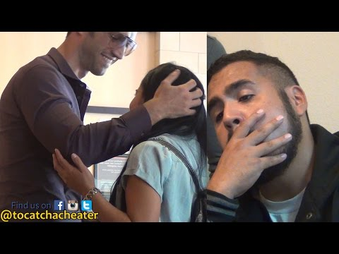 Guy's reaction to his Girlfriend Caught Cheating! PART 2