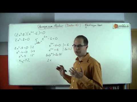 Gleichungen-3