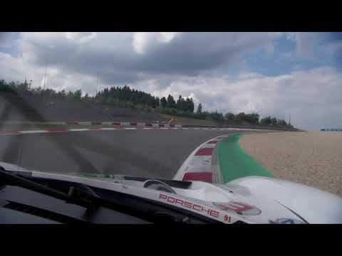 Onboard Porsche #91 - 6 Hours of Nurburgring
