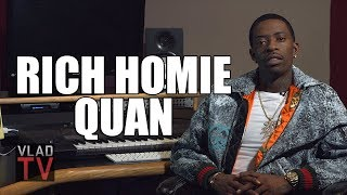 Rich Homie Quan And Vlad Debate If Money Buys You Happiness (Part 1)