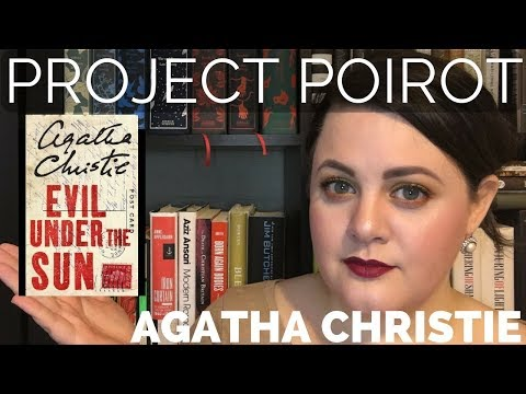 EVIL UNDER THE SUN by Agatha Christie | Project Poirot SPOILER FREE Review