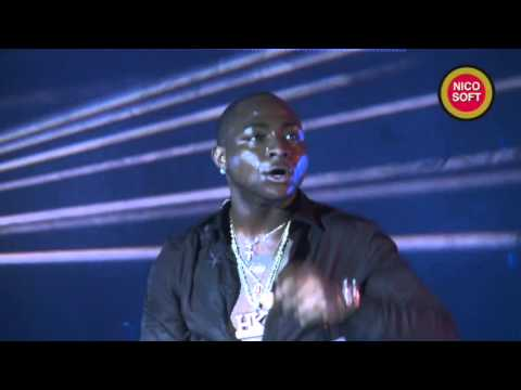 DAVIDO'S ALBUM LAUNCH & CONCERT LONDON 2015 Part 3 by Afro Media TV