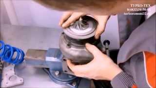 ремонт турбины своими руками - Кино-Мир