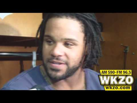 Prince Fielder on Opening Day 2013 after blasting two home runs in Tigers 8-3 victory over the Yankees