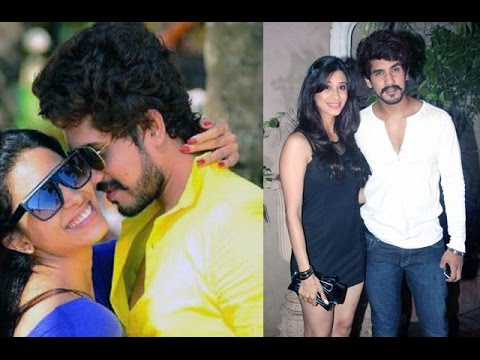 Hot Pictures Of Kishwer Merchant & Suyyash Rai