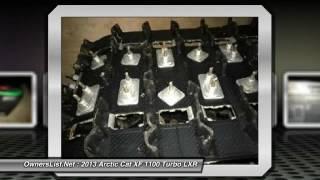 8. 2013 Arctic Cat XF 1100 Turbo LXR JS315
