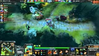 Tournoi DotA 2 EMS One ESL du 21/04/2013 - NaVi vs RoX.KIS - Game 2