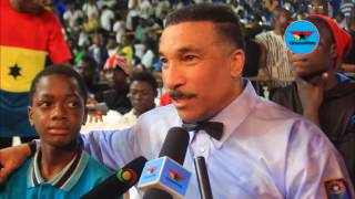 Dogboe is a great fighter -  Referee Tony Weeks