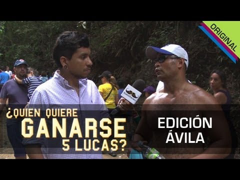 ¿Quién quiere ganarse 5 lucas? Edición El Ávila #QQG5L